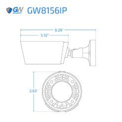 8856IP dimensions