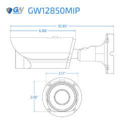 12850MIP dimensions