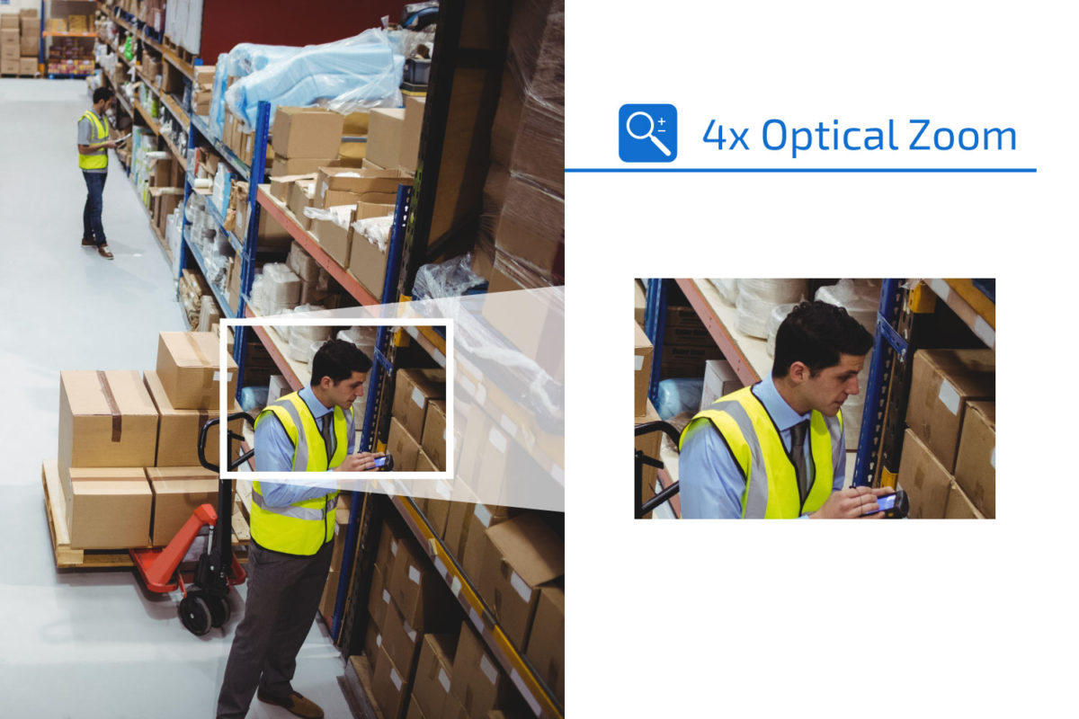 zoom 4x optical